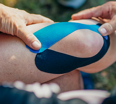 Kinesiology Taping is used to treat many different musculoskeletal complaints and sports injuries. A few...